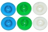 #130 Flow Disc Assortment (Bag of 6)